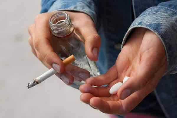 O Uso Indevido de Drogas